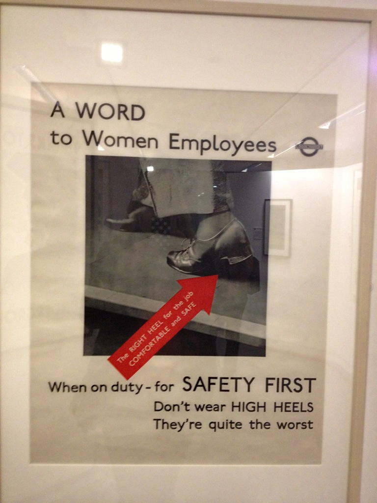 Heels - safety first
