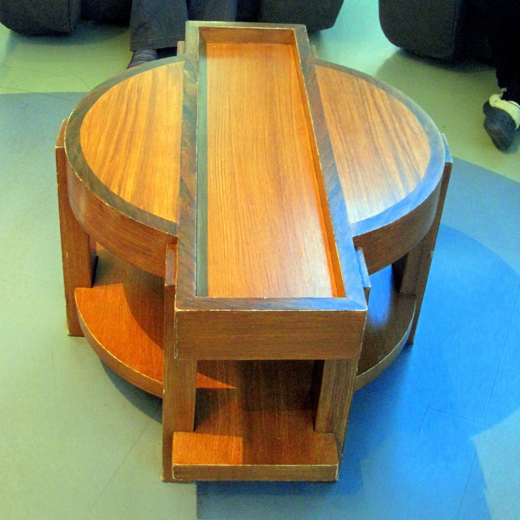 LT Roundel Coffee Table
