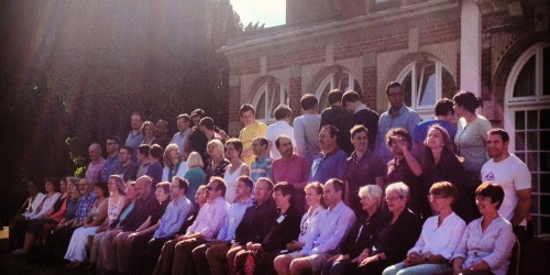 St Mellitus Leavers, 2013