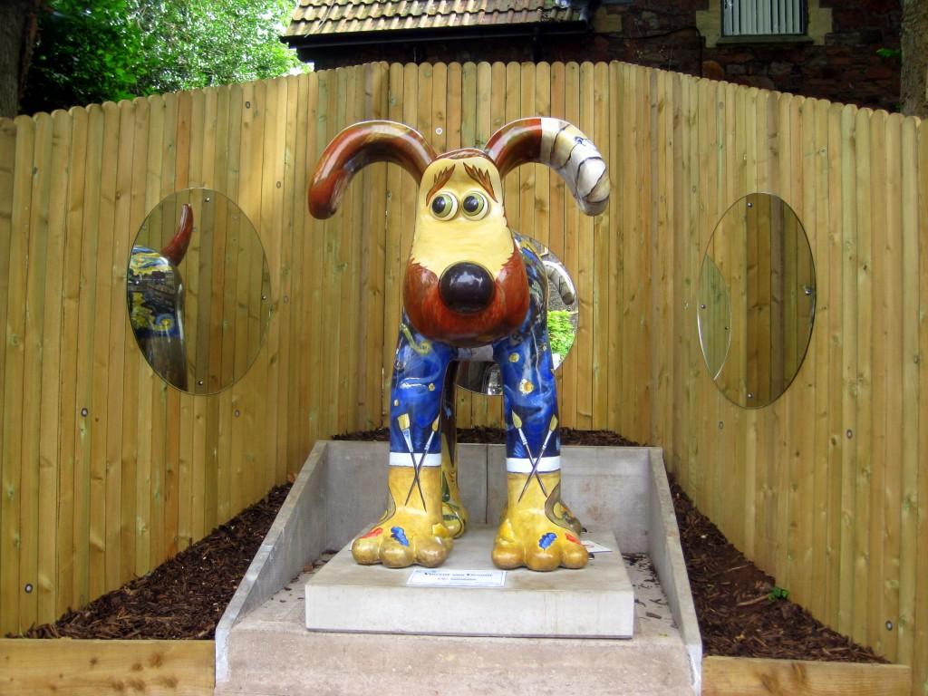 Vincent Van Gromit