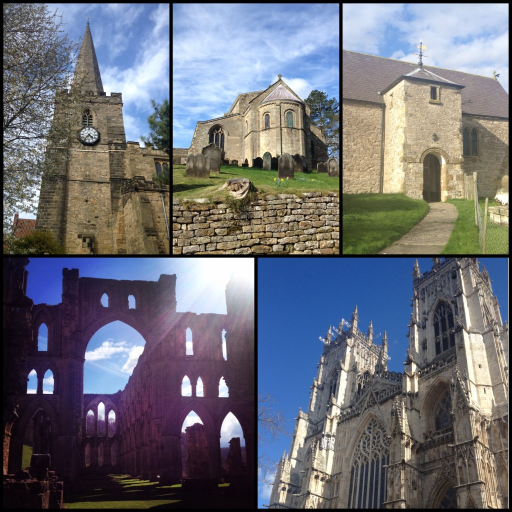Pilgrimage Places of Worship